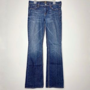 7 For All Mankind 'Flynt' Bootcut Jeans Size 26